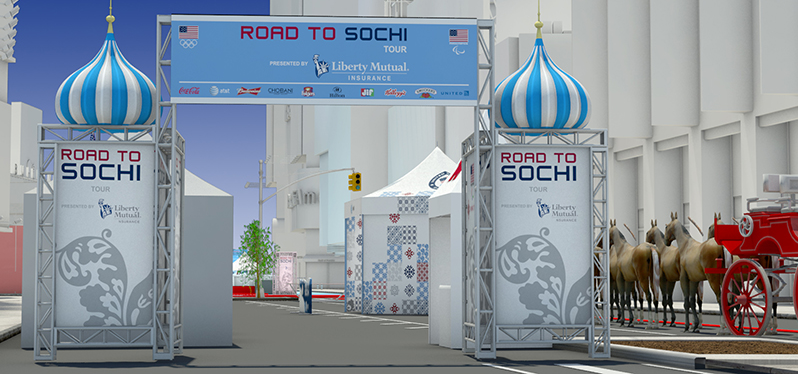 Road to Sochi Tour