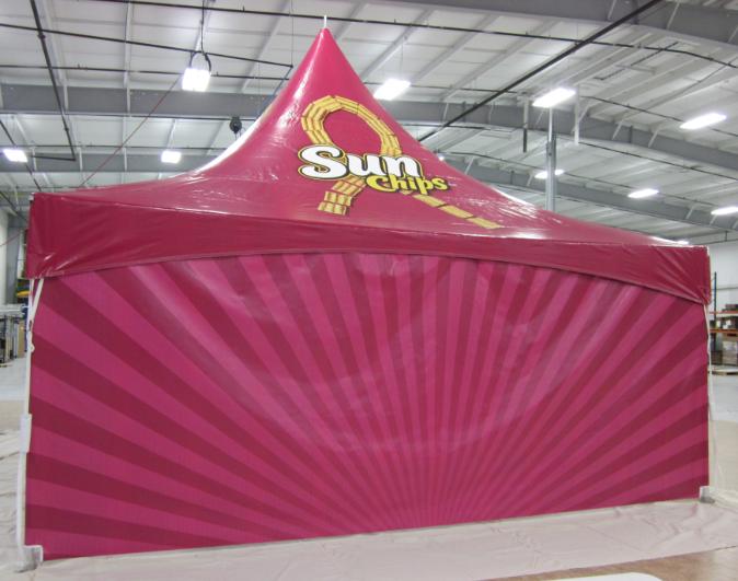 20x20 Sun Chips Tent