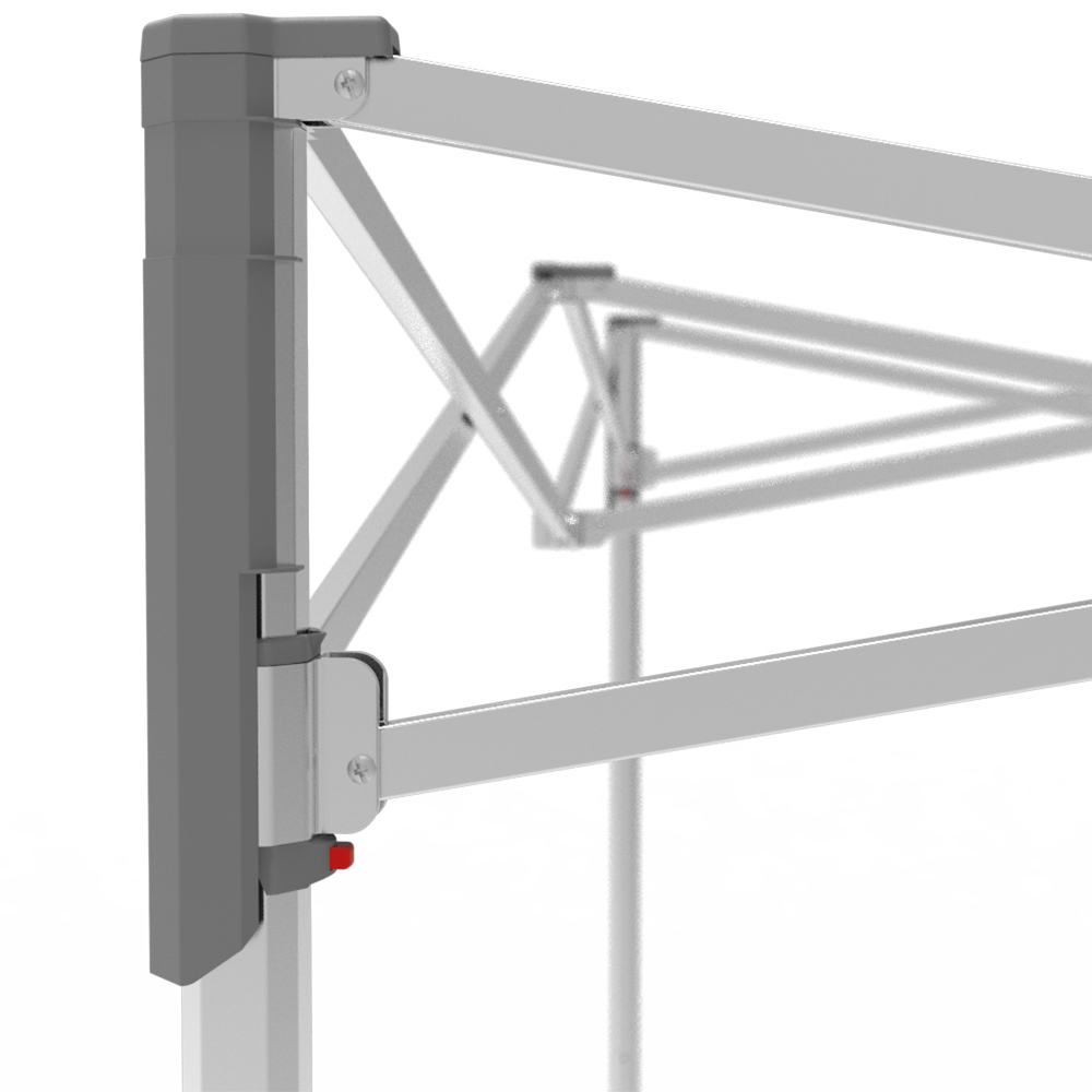 aluminum pop up canopy joints