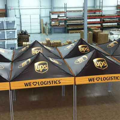 10x10 mightyTENT - UPS & mightyTENT Pop Up Tent | Custom Pop Up Tent Models