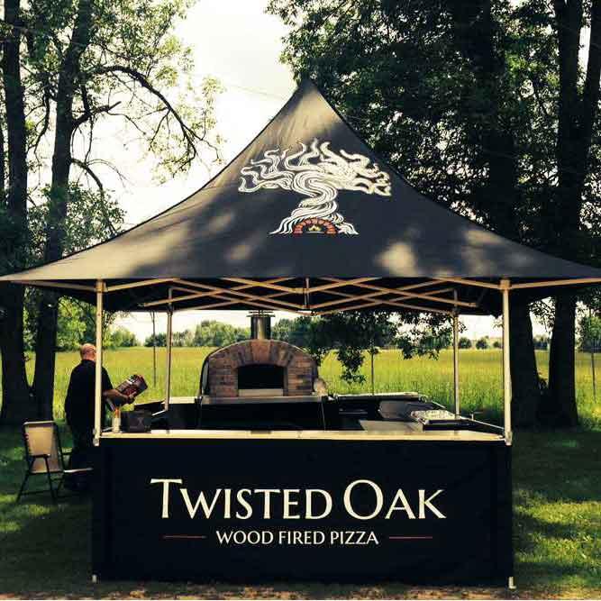 10x10 Shop Tent - Twisted Oak & MASTERTENT Shop Canopy Tent | Pop Up Tent Models