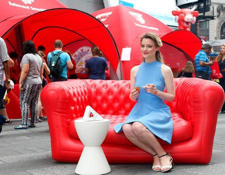 Babybel Product Launch