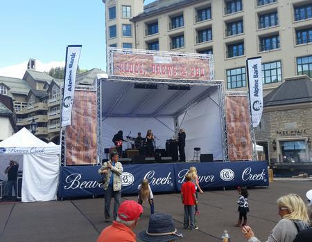 Beaver Creek Music Stage