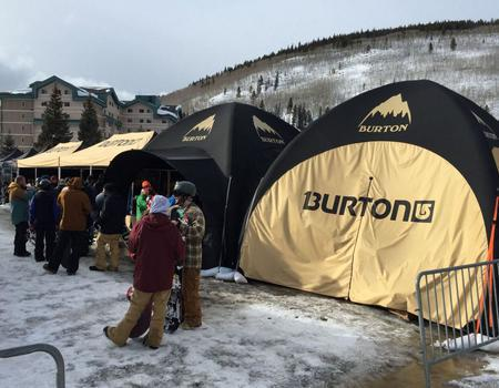 Burton Pop-Up Store