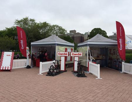 ComED Experiential Setup