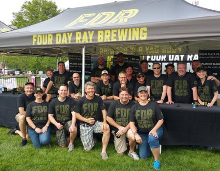 FDR Brewing Beer Fest Tent