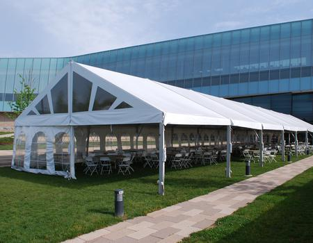 GE Future Trac Event Tent