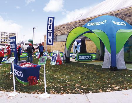 Geico Experiential Activation