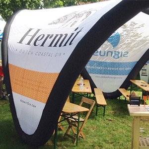 Hermit Gin Signus Inflatable_tent
