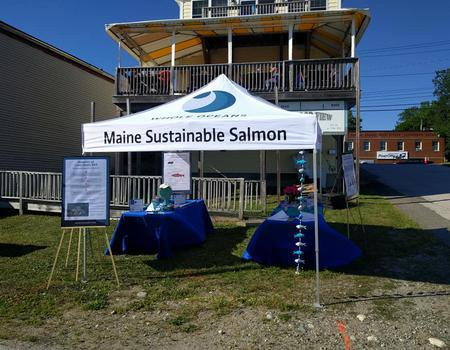 Maine Sustainable Salmon Demo