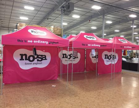Gallery Examples Of Custom Pop Up Tents Event