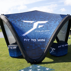 Fit to Win Signus Inflatable_tent