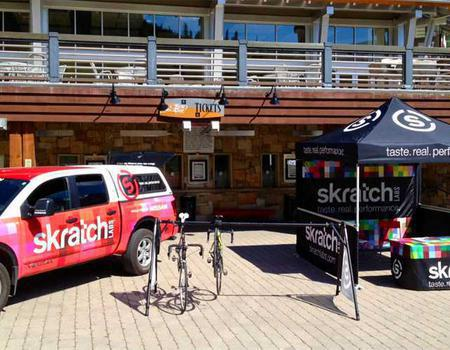 Skratch Labs Event Setup