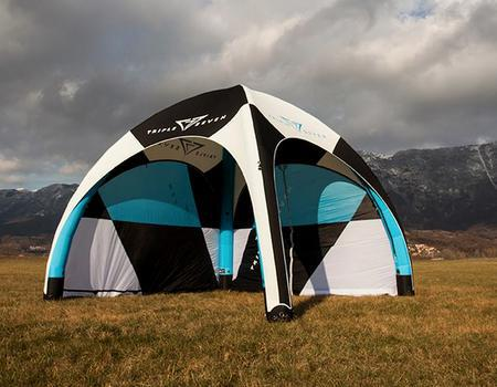 Triple Seven Inflatable Tent for Events