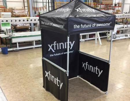 Xfinity Event Booth