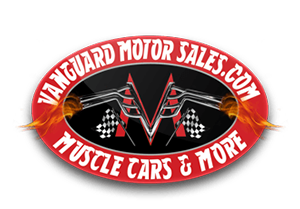 Logo for Vanguard Motor Sports