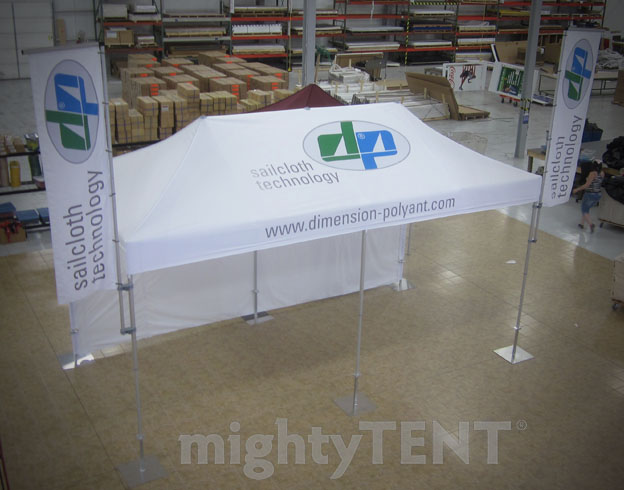 Dimension-Polyant Inc - 10x20 Mightytent