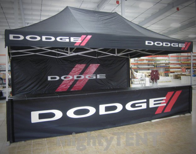 Dodge - 10x20 Mightytent