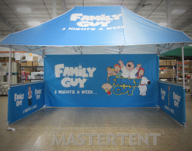 Family Guy - 10x15 Mastertent