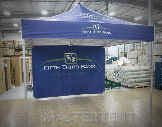 Fifth Third Bank - 10x10 MasterTent