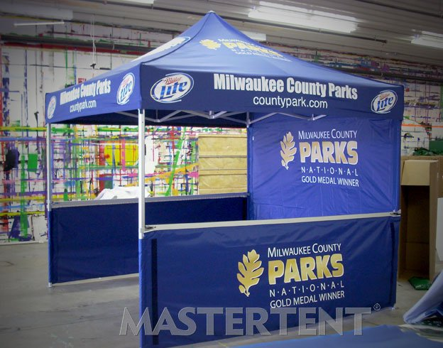Milwaukee County Parks - 10x10 MasterTent