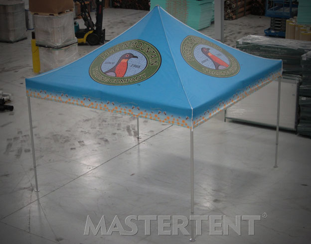 Pigeon Mountain Trading Company - 10x10 MasterTent