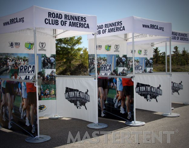 Road Runners Club of America - 5x5 MasterTent