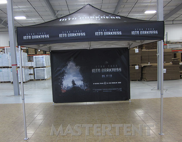 Star Trek: Into Darkness - 10x10 MasterTent