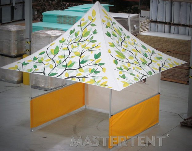 Wells Fargo - 10x10 MasterTent Shop Model