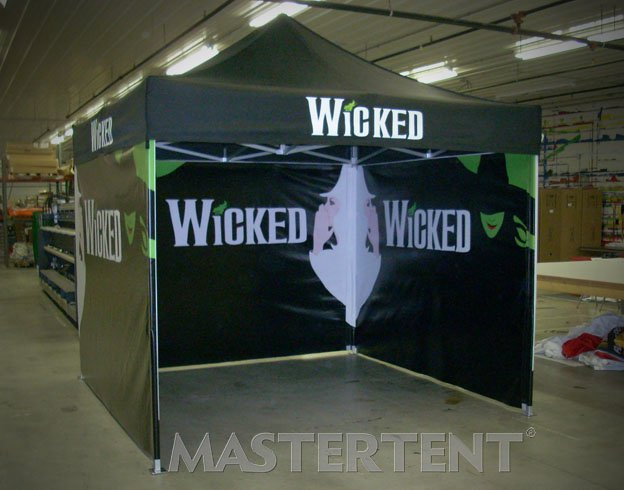 Wicked - 10x10 MasterTent