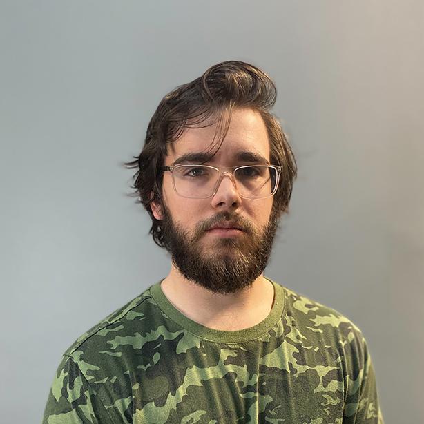TentCraft employee image of Caleb Ockert