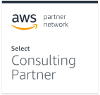AWS Select Consulting Partner Badge