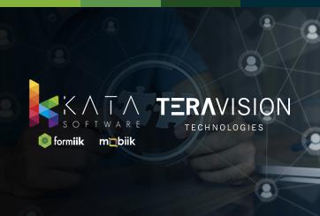 Kata and Teravision Logos