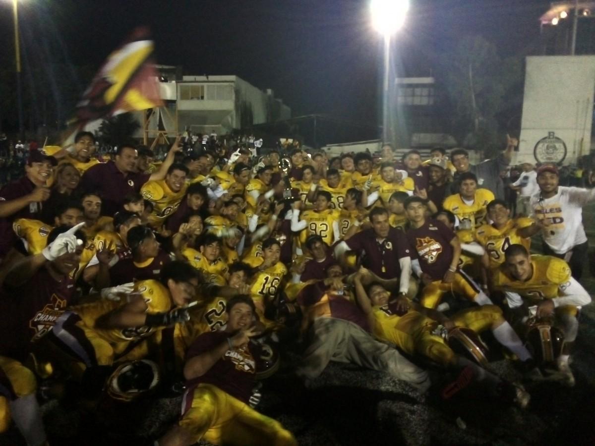 Redskins de proclamó CAMPEÓN como visitante en la casa de los Bucaneros