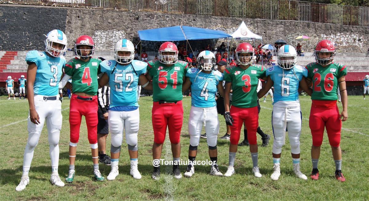 Jaguares Voca 4 superó a Osos Blancos Voca 10 en duelo de invictos
