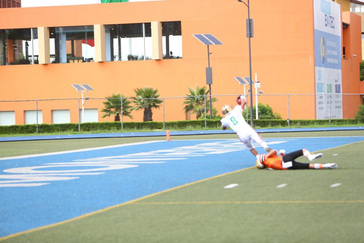 En duelazo de toma y daca, ONEFA Sur CAMPEÓN en el Torneo Nacional U-17