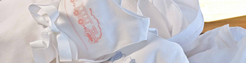 Banner mini baby clothing