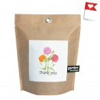 "Garden In A Bag ""Thank You"" Zinnias"
