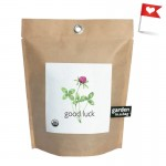 "Garden in a Bag ""Good Luck"" Clovers"