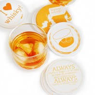 Beverage Coasters - Set of 8