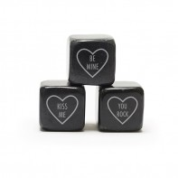 Whisky Stones Icon - Love Notes