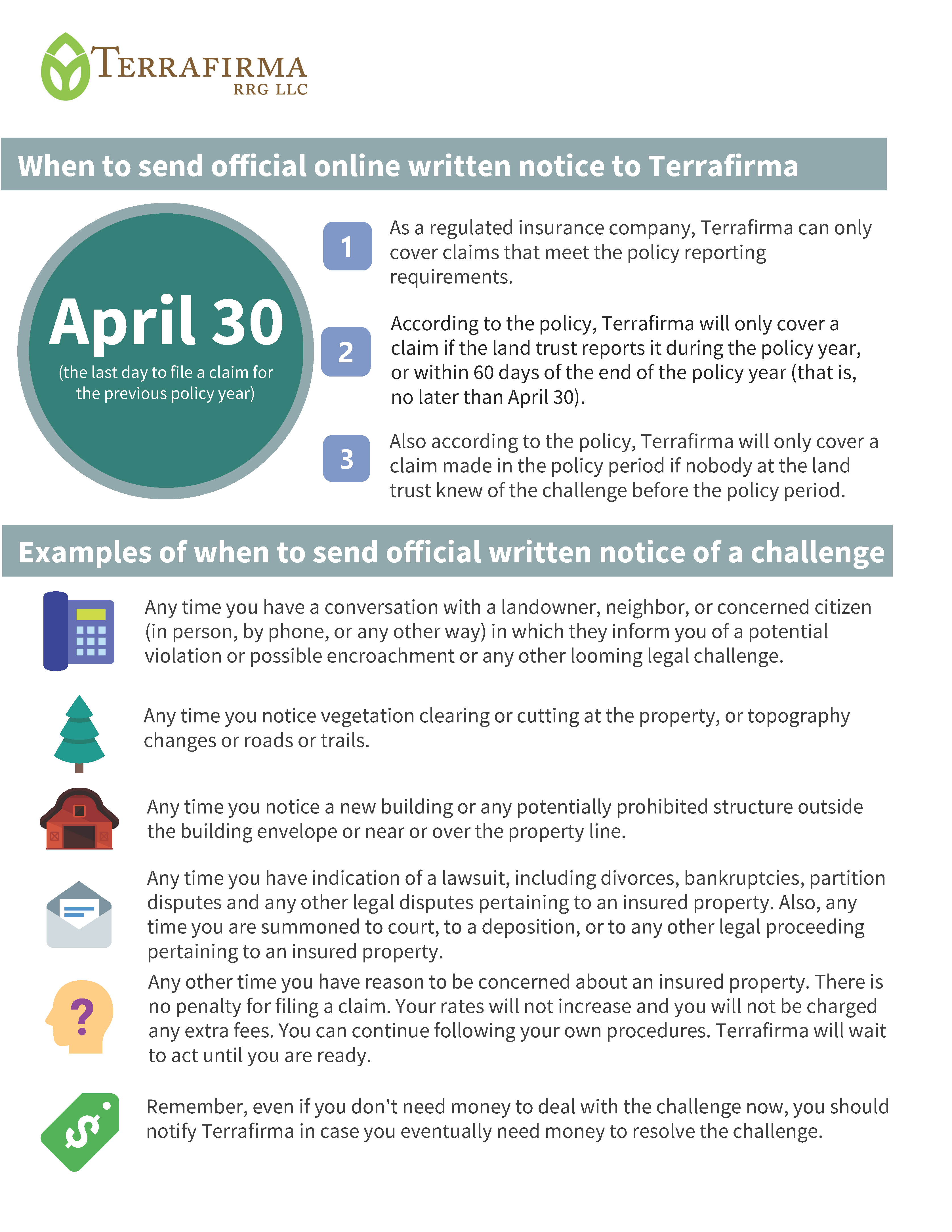 please remember to file any lingering claims from incidents that you first learned of between march 1 2017 and march 1 2018 by that day
