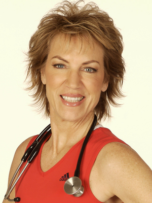 Dr. Pamela M. Peeke MD, Stress Management Speaker, Physical Fitness, Alternative Medicine