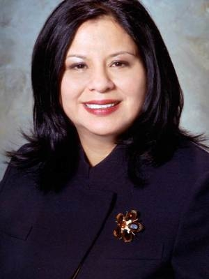 Consuelo Castillo Kickbusch female military, hispanic, NSB