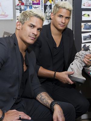 Shane & Shawn Ward