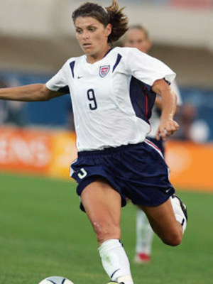 Mia Hamm, Sports, Motivational Women NSB