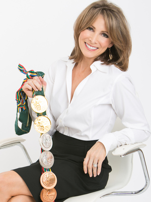 Shannon Miller, Motivational Women, Olympians