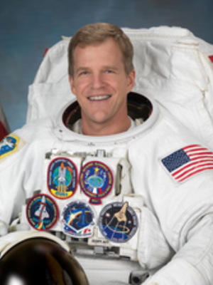 Dr. Scott Parazynski NASA, astronaut, space, space station, spacewalk, space shuttle, STEM, NSB