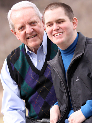 HK Derryberry & Jim Bradford, Inspiration, Inspirational Motivational, Motivational, Motivation, Disabilities, Healthcare, Nashville Healthcare blind, disability, ADA, Cerebral palsy, memory