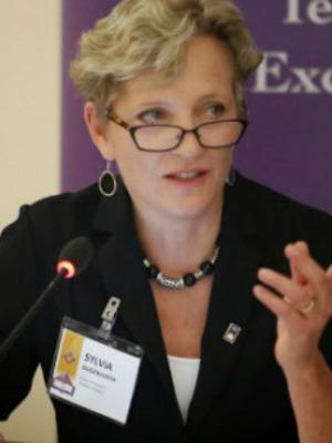 Sylvia Duckworth